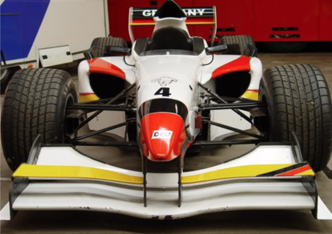Racecarsdirect.com - FA1 /Auto GP/A1GP Complete Cars & rolling chassis