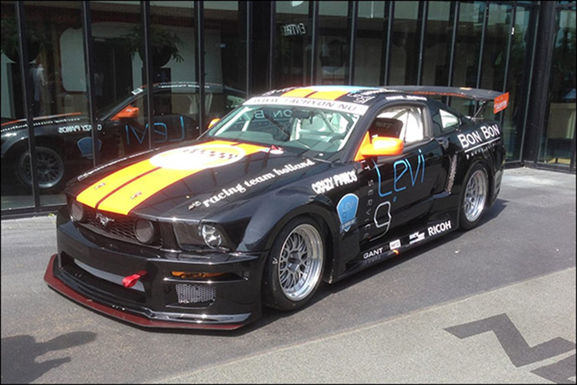Racecarsdirect.com - Ford Mustang GT4 (FR500GT4)