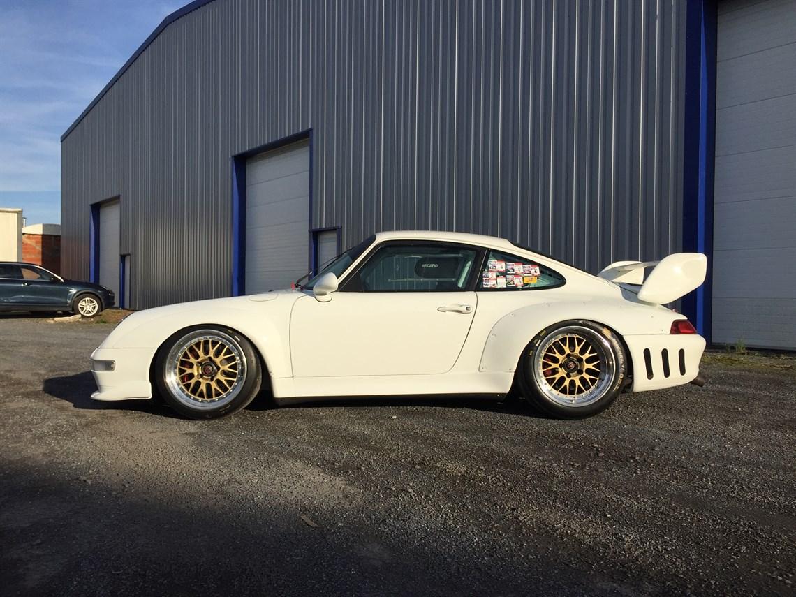 Racecarsdirectcom  Porsche 993 Cup 38 RSR