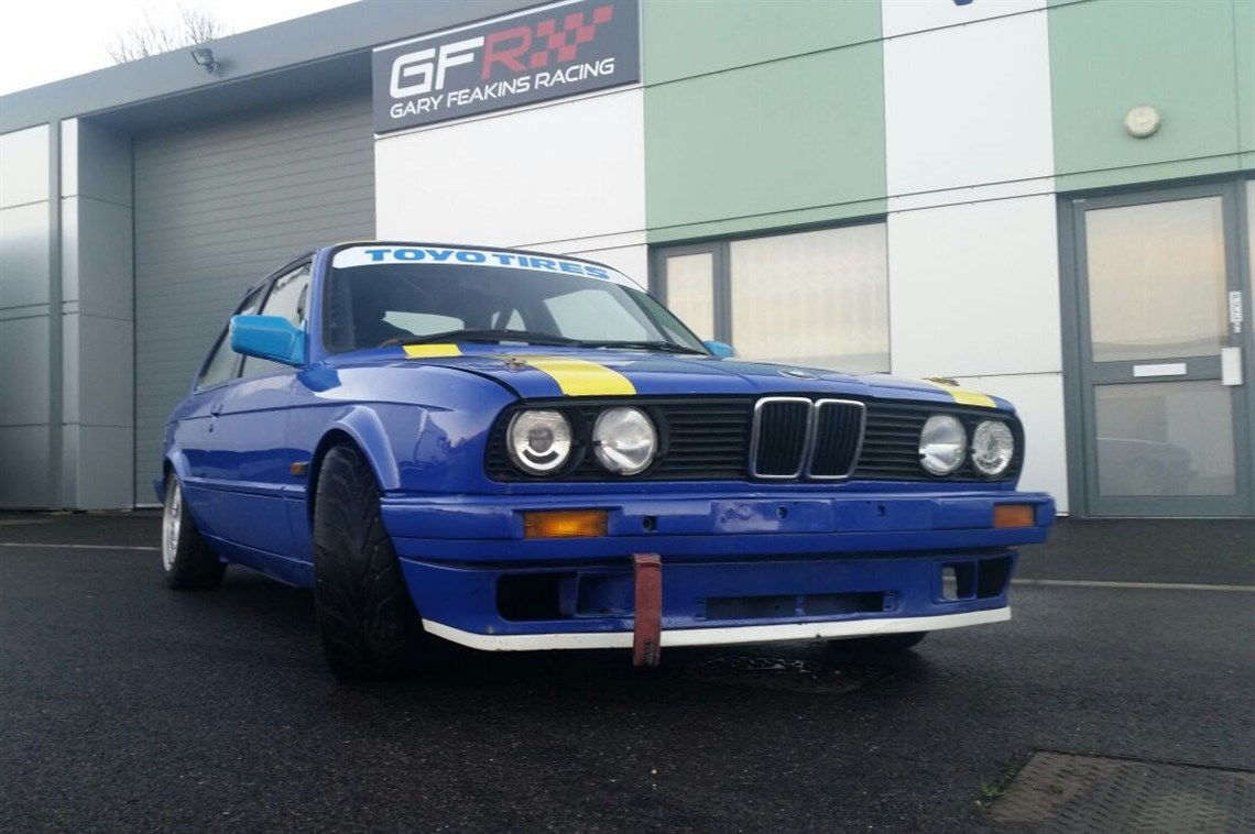 Racecarsdirect Com Production Bmw E30 320i Race Car For Sale