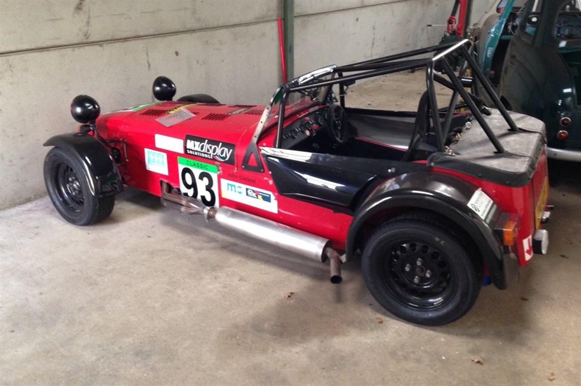 Racecarsdirect Com Caterham Graduate Classic Car