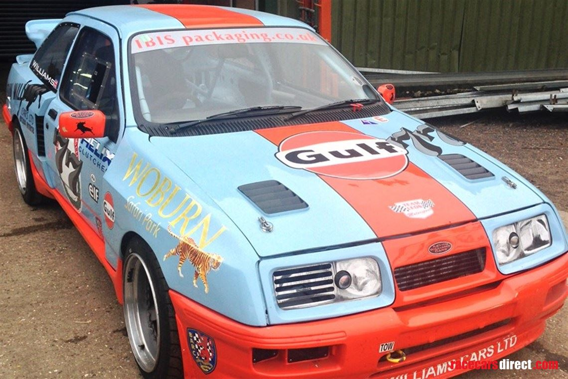 ford sierra cosworth rs500 racing car. Black Bedroom Furniture Sets. Home Design Ideas