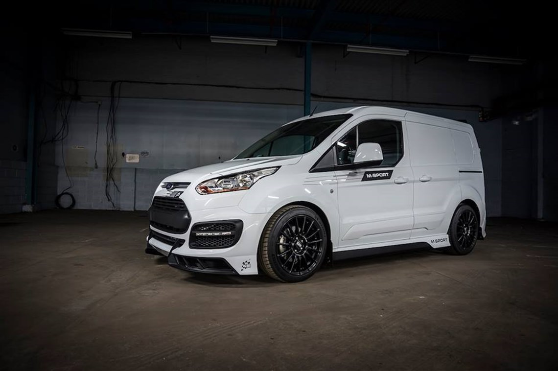 Racecarsdirect.com - M-Sport Transit Connect