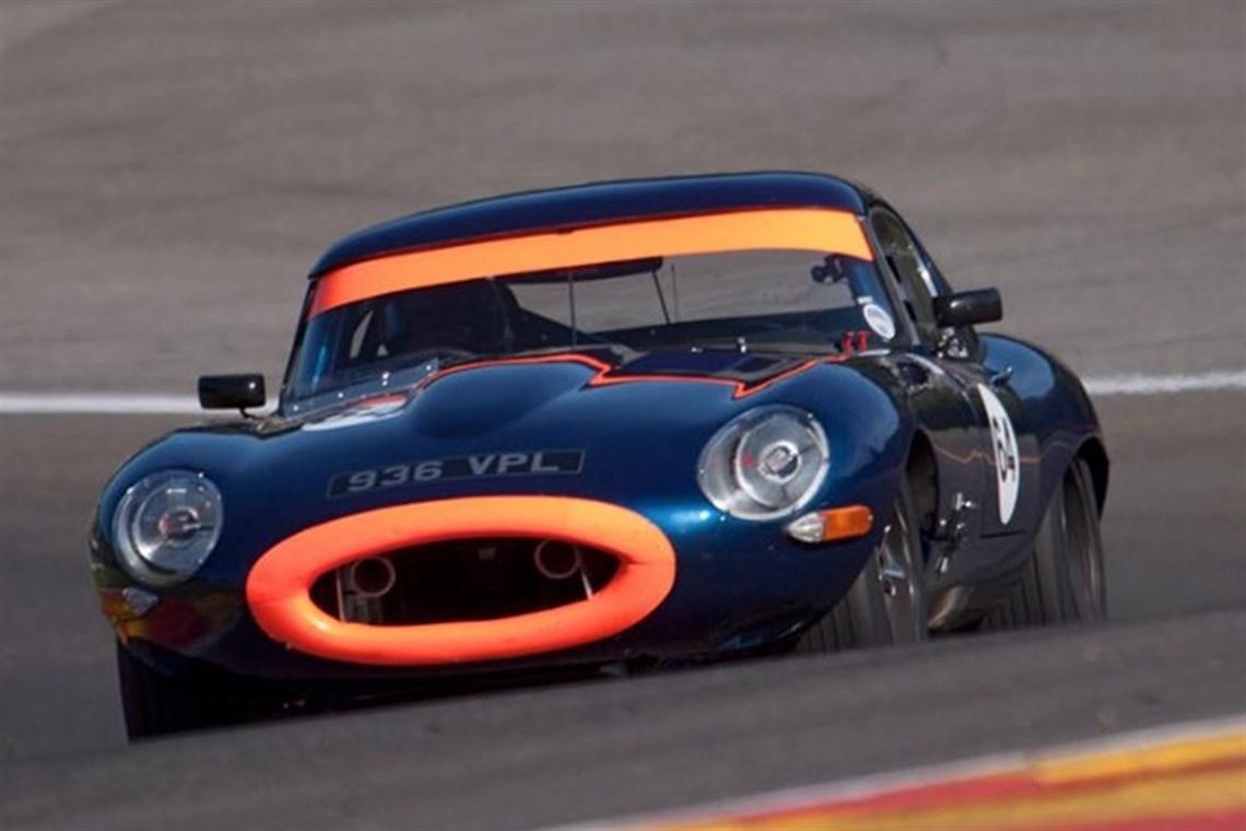 Lightweight Racing Car