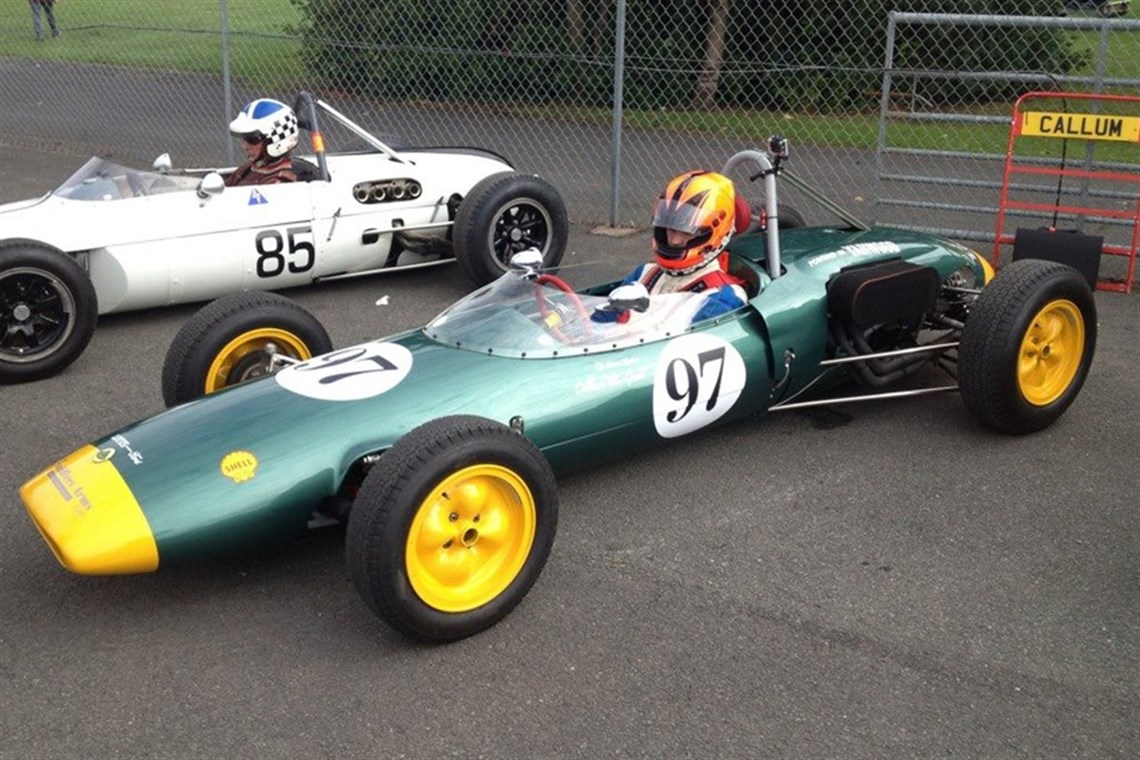 Racecarsdirect.com - 1961 Lotus 20/22 Formula Junior