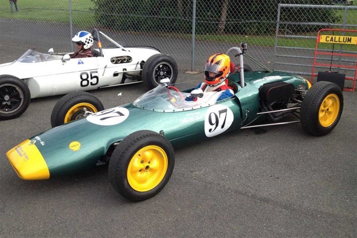 Racecarsdirect Com 1961 Lotus 20 22 Formula Junior