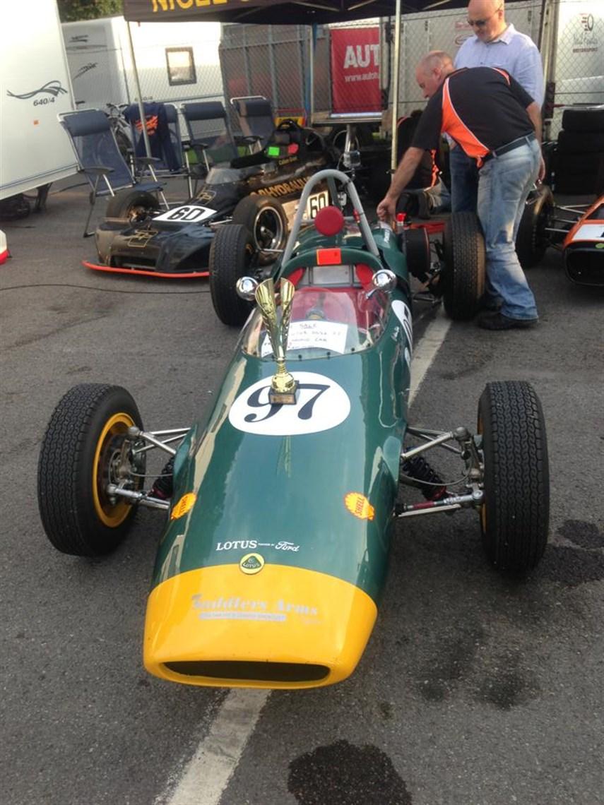 Racecarsdirect.com - 1961 Lotus 20/22 Formula Junior