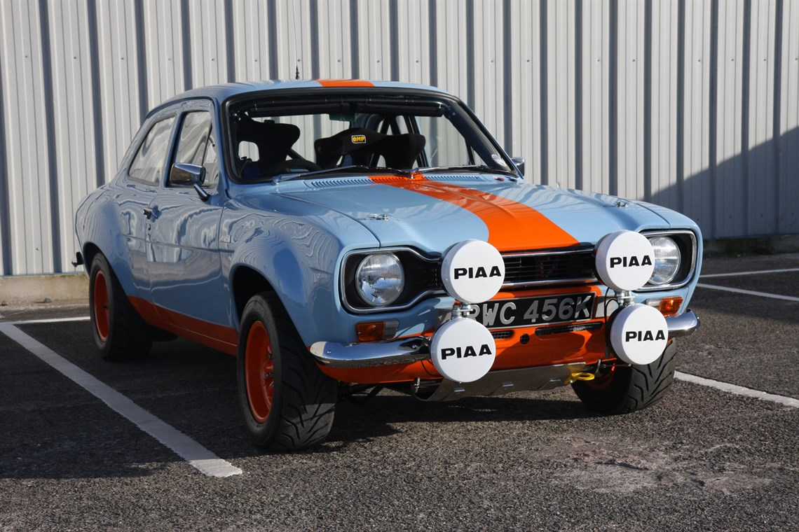 Racecarsdirect.com - Ex Works Ford Escort RS1600