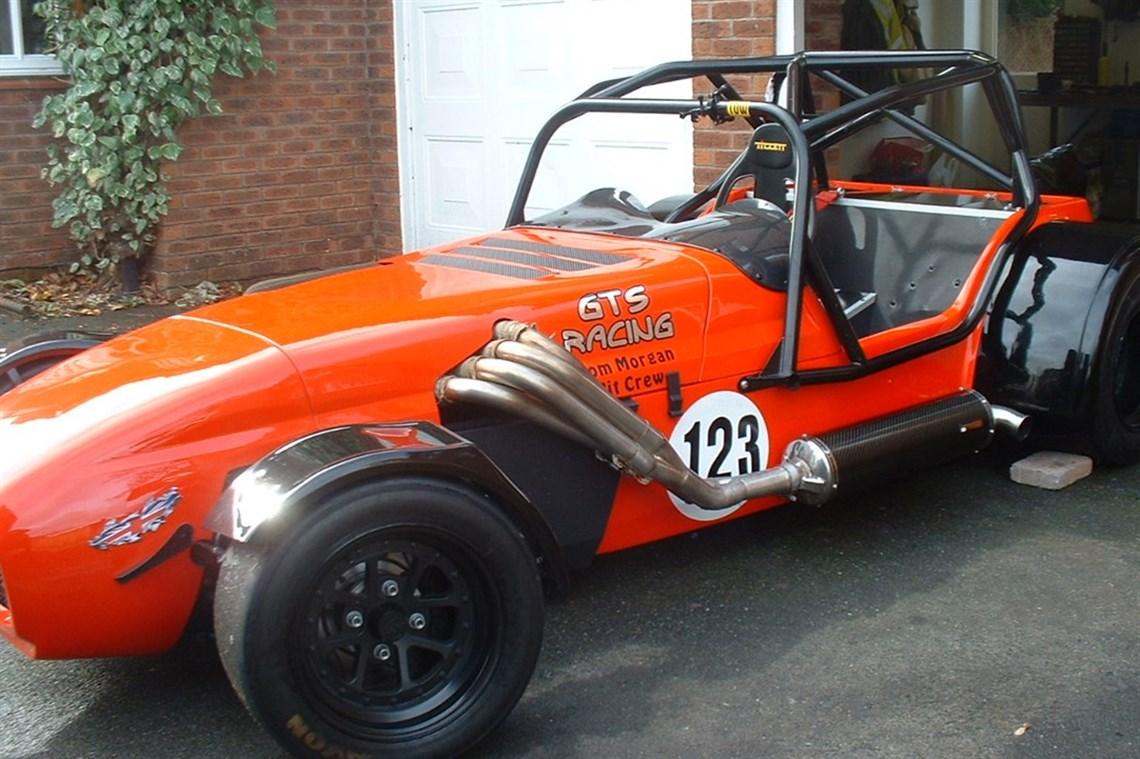 Racecarsdirect com - Westfield SEIW Hillclimb/Sprint Car