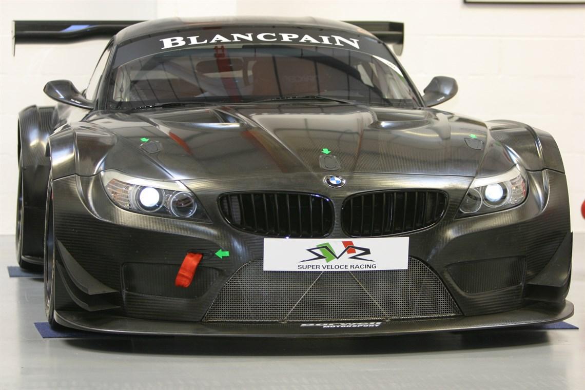 Racecarsdirect Com Z4 Bmw Gt3 Race Car
