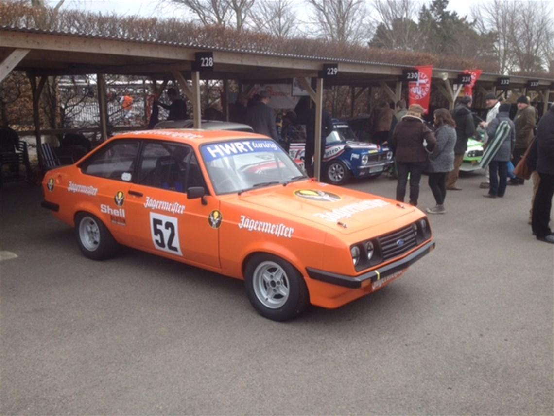 Racecarsdirect.com - FORD ESCORT RS2000 Mk2 Gp1