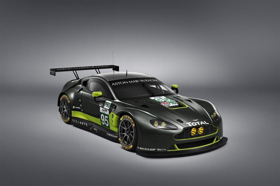 Racecarsdirect Com Aston Martin Racing Launches New Gte Challenger