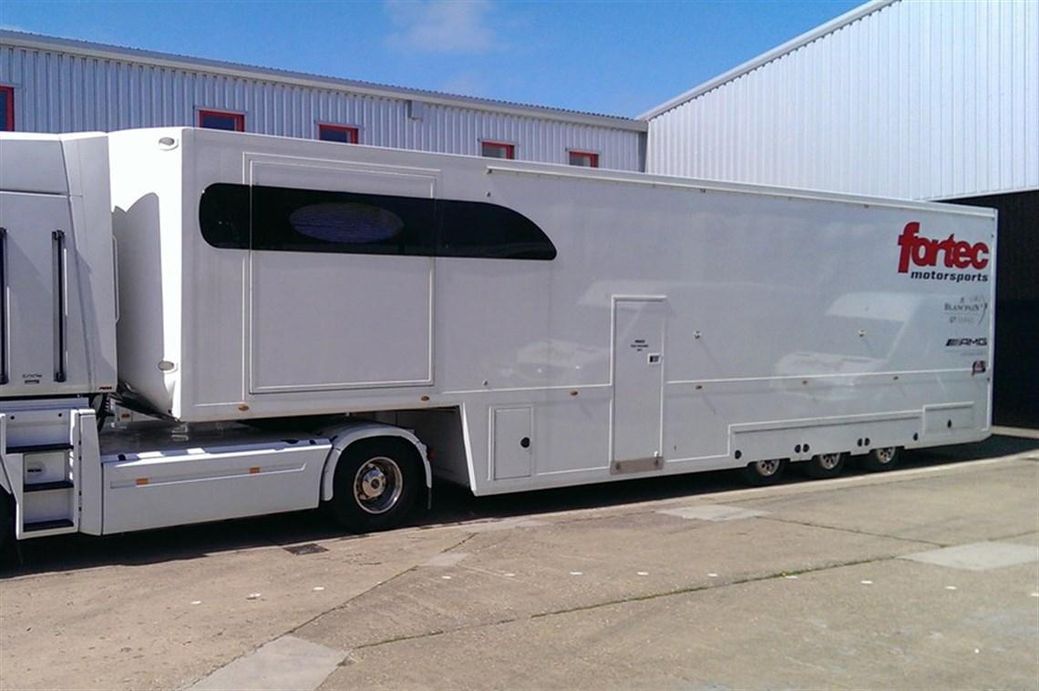 Racecarsdirect Com Gb Motorsport Transporter
