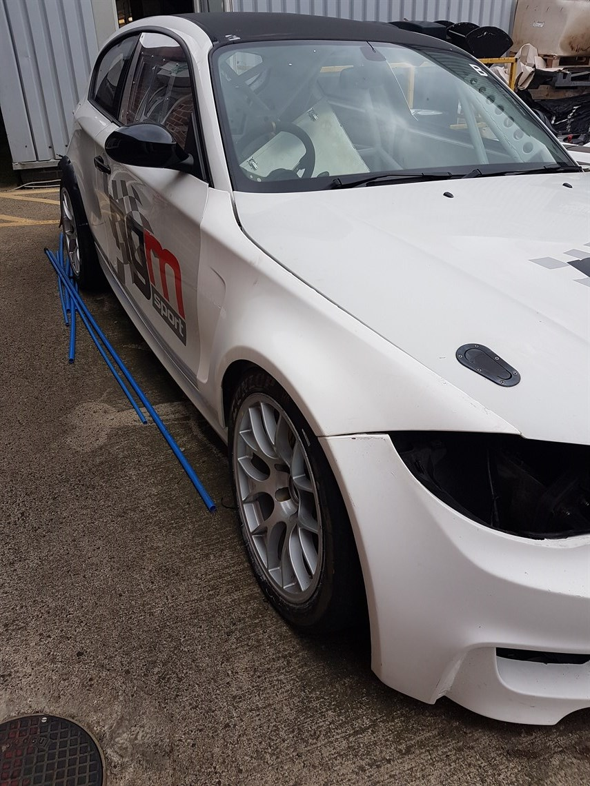 Racecarsdirect Com Bmw 1 Series Race Car Endurance Spec