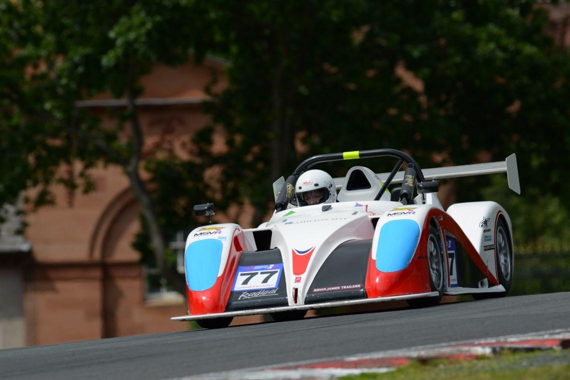 Racecarsdirect com - 2013 Radical Sr1 Cup car