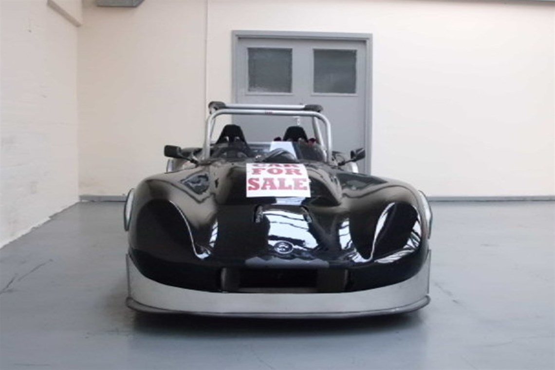 Racecarsdirect.com - FURY BODIED ZX12 Race or Track Day Car