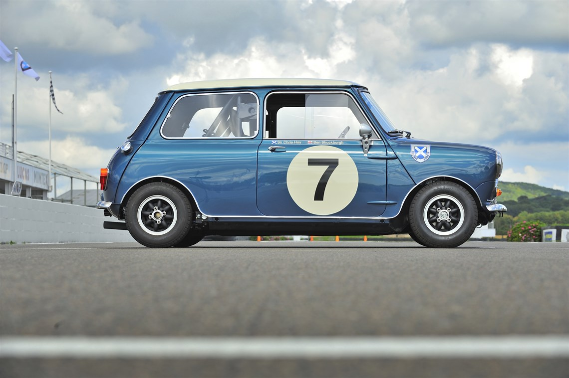 Racecarsdirect.com - Ecurie Ecosse Mini Racing Car HTP AppK