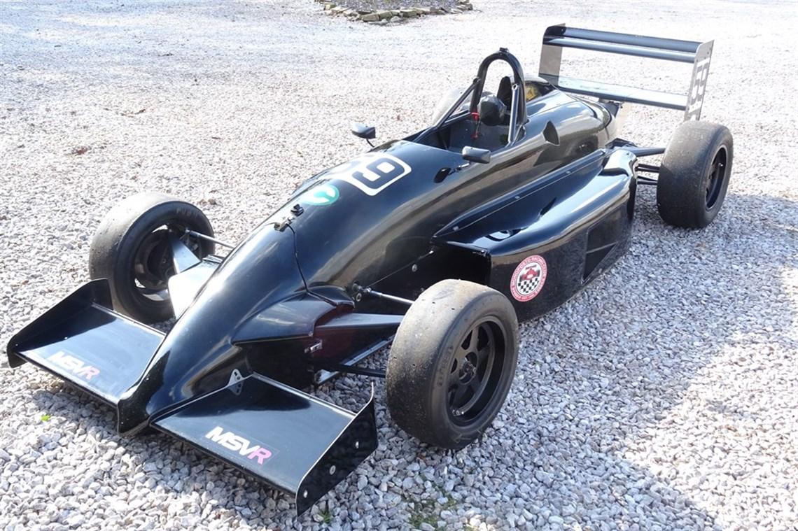 Formula Vauxhall Lotus Mk2