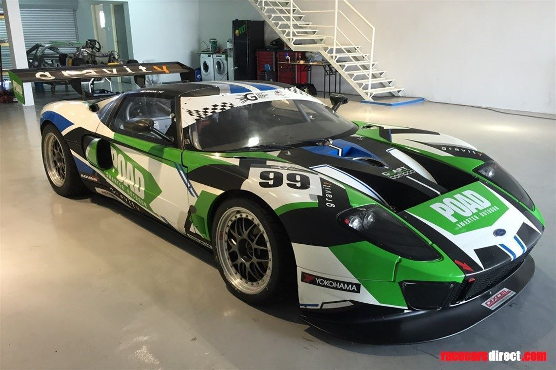 2011-ford-gt-gt3-evo---reduced-to-sell