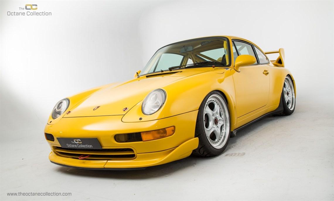 Racecarsdirectcom  PORSCHE 911 993 CARRERA CUP