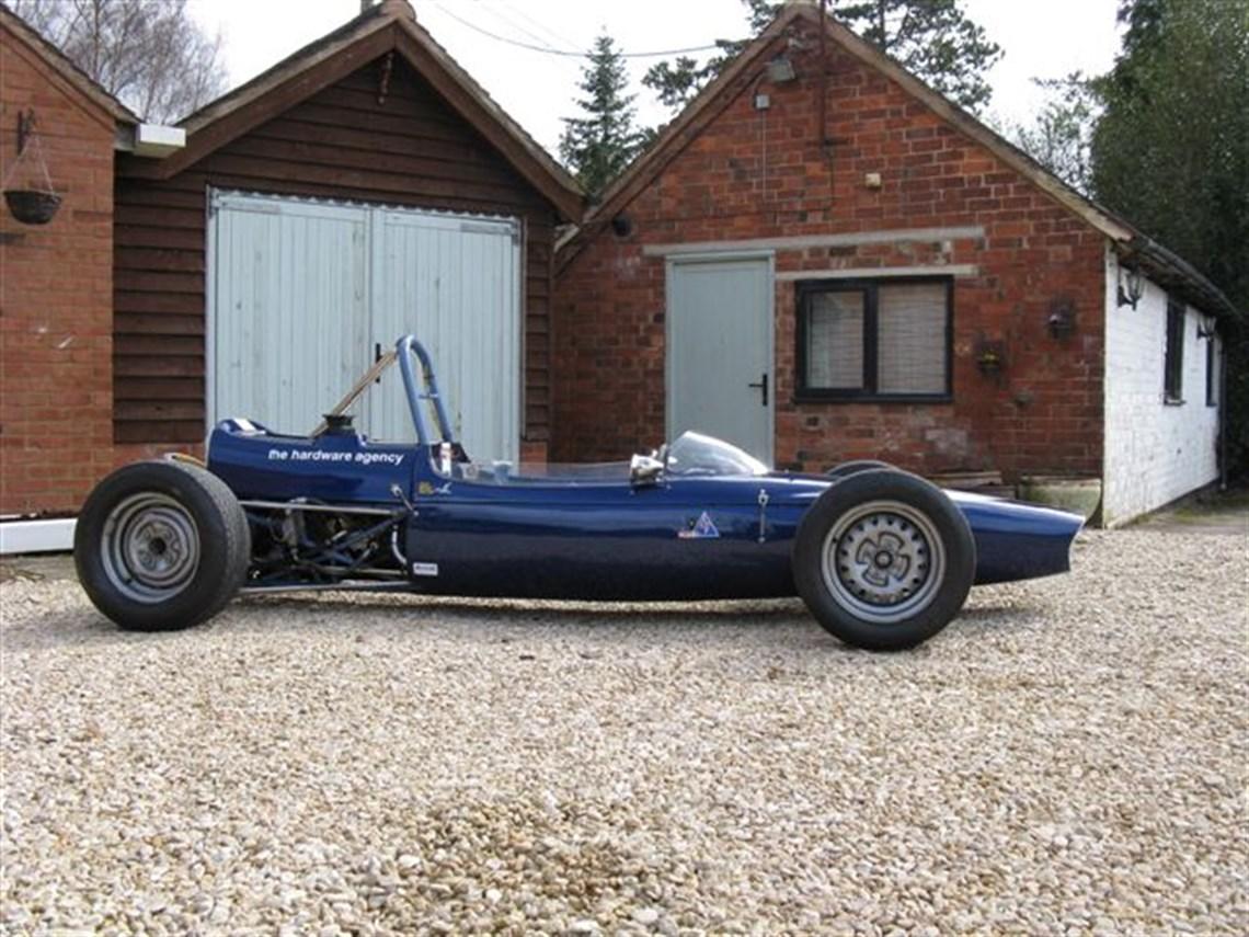 Racecarsdirect.com - 1969 Pringett Mistrale Historic Formula Ford FIA
