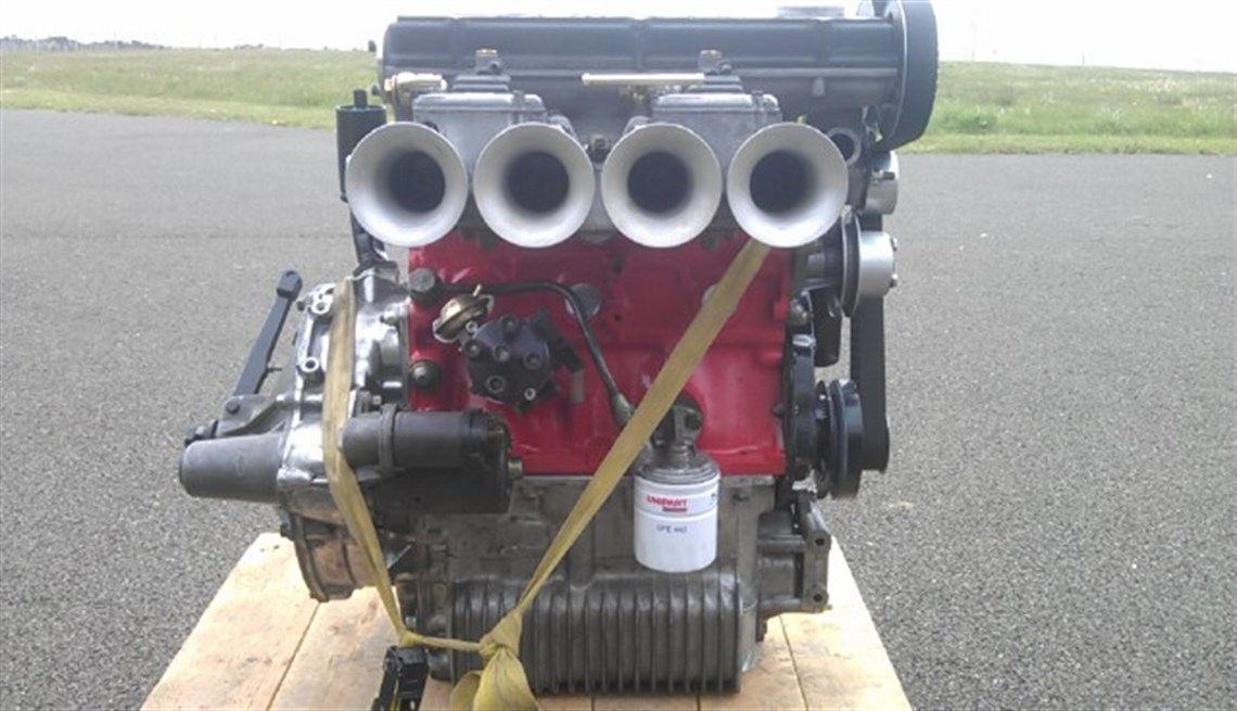 Racecarsdirectcom Kad 1310cc Classic Mini Engine And Gearbox