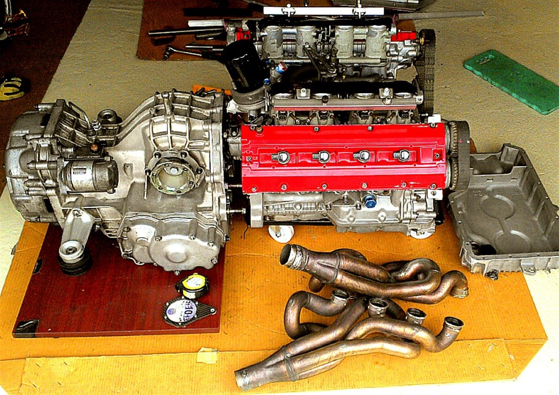 Racecarsdirect Com Ferrari F355 Engine Amp Gearbox Package