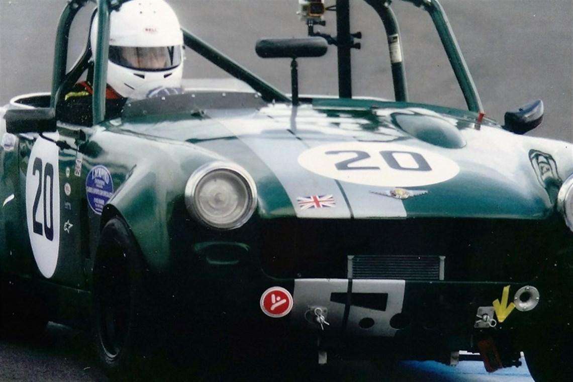 Racecarsdirect.com - MG Midget/Austin Healey Sprite Modsport Race ...