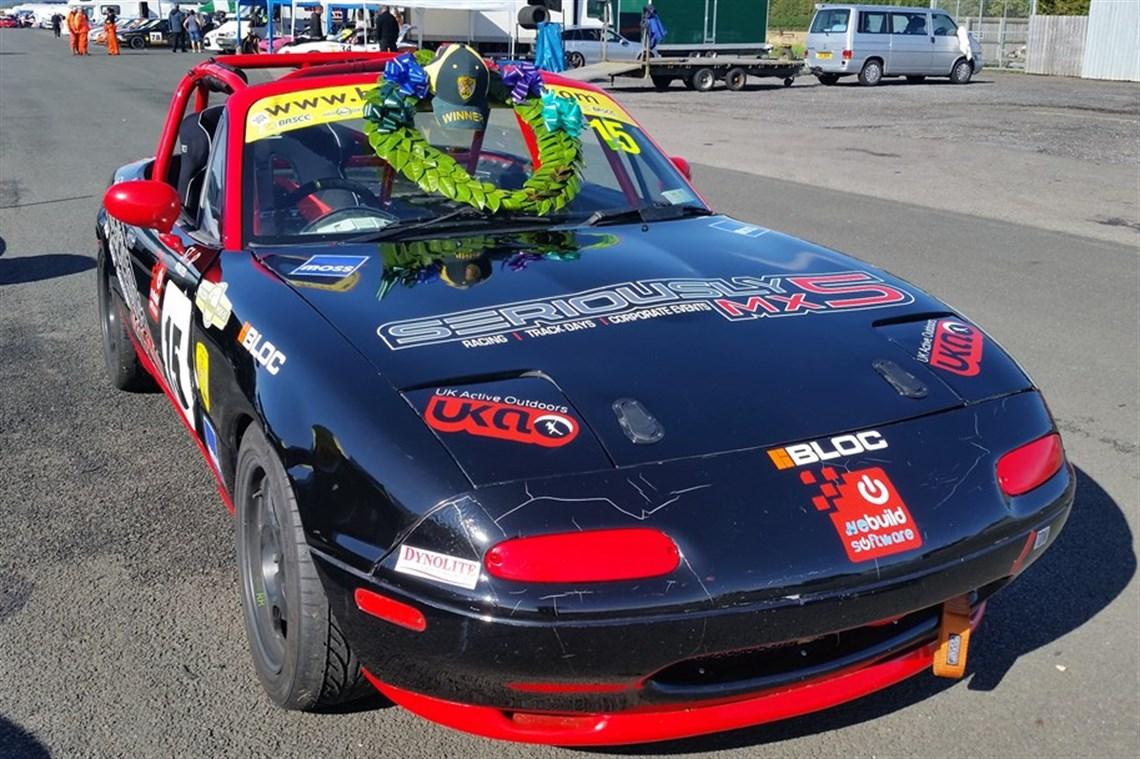 Racecarsdirect.com - Mazda MX5 MK1 for sale