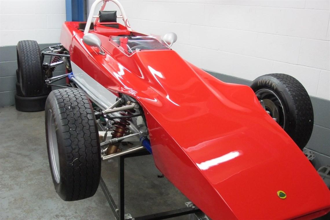 Racecarsdirect.com - Lotus 61 Formula Ford 1600