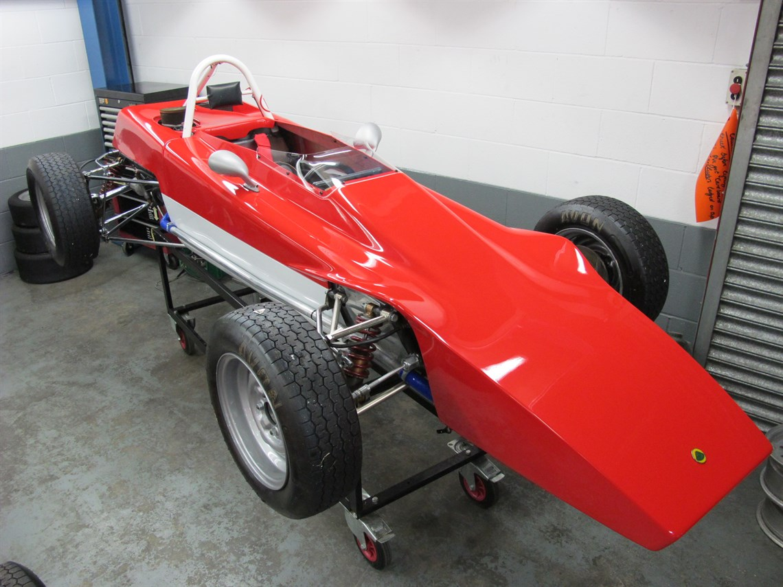 Racecarsdirect.com - Lotus 61 Formula Ford 1600