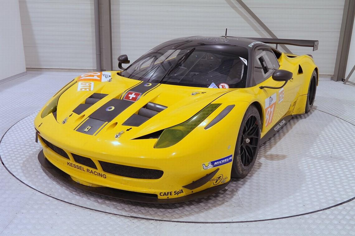 Racecarsdirect Com Unique Ferrari 458 Gt2