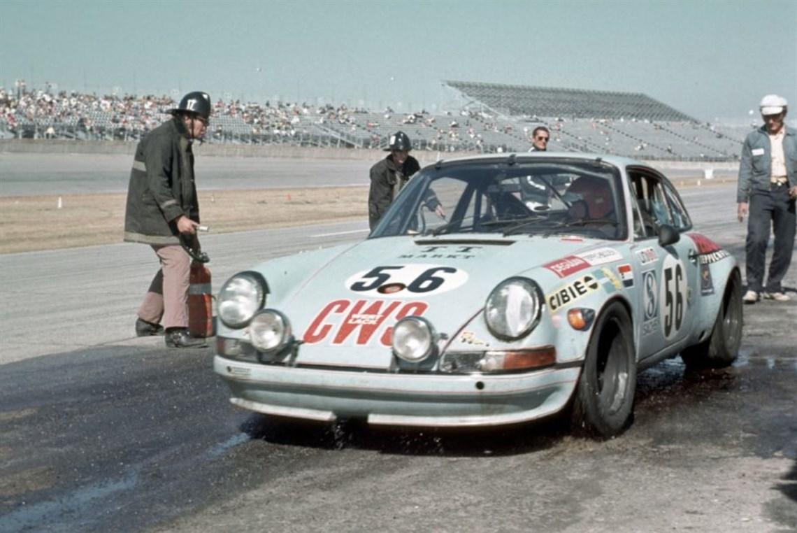 Racecarsdirect.com - 1972 Porsche 911 2.5 litre S/T for sale