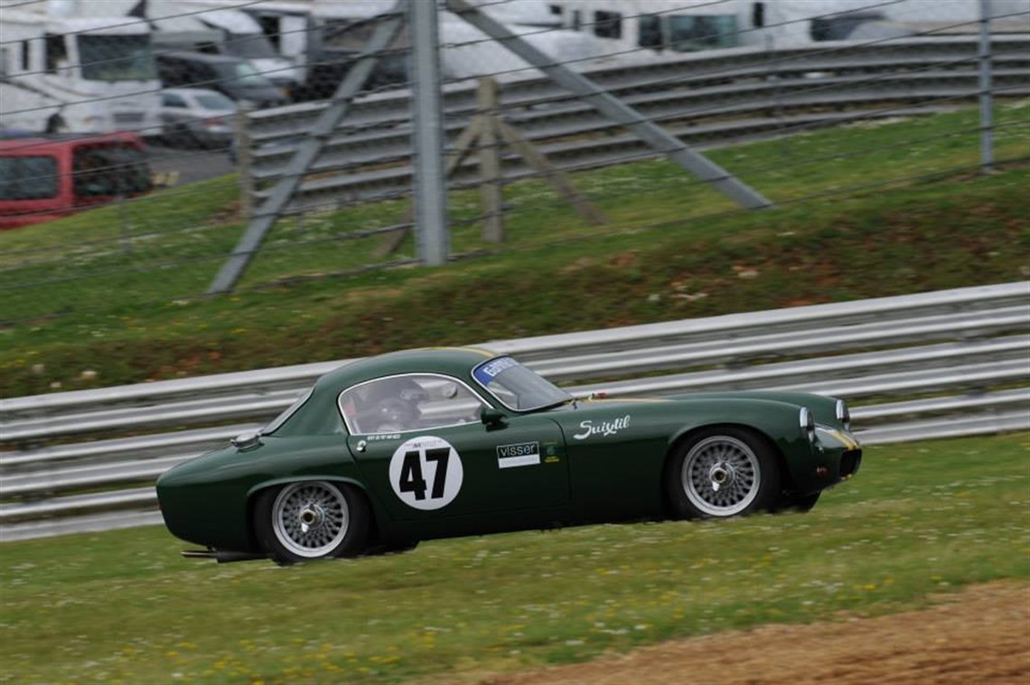 Racecarsdirect.com - Lotus Elite Mk14 S2 1962 FIA