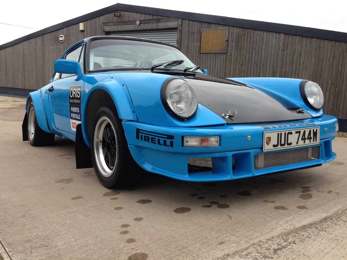 Racecarsdirect Com 1981 Porsche 911 Sc Coupe Historic Rally Car