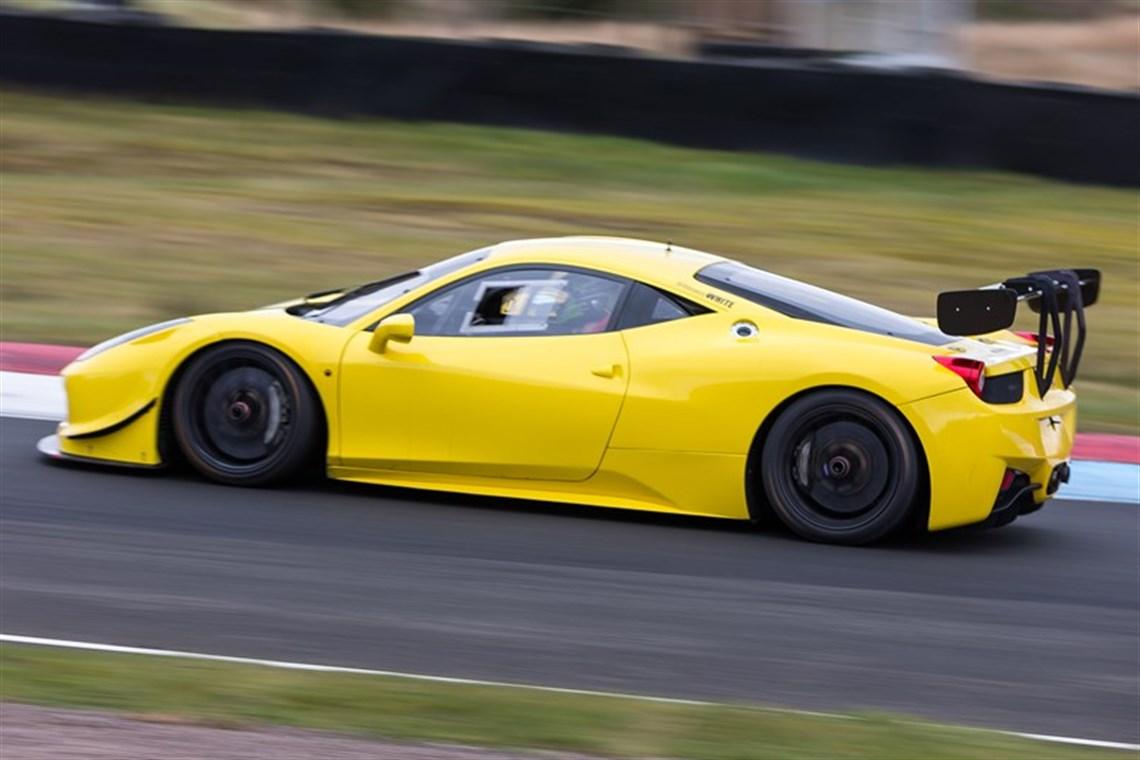 Racecarsdirect Com Ferrari 458 Challenge
