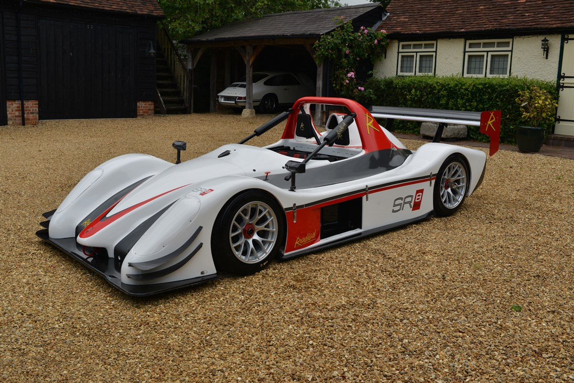 Racecarsdirect com - RADICAL SR8 RX 2 9Litre