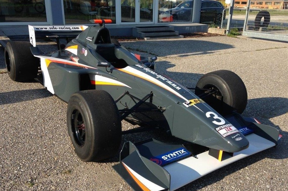 Racecarsdirect.com - Lola B99/50 F3000 (2004) - MUST BE SOLD