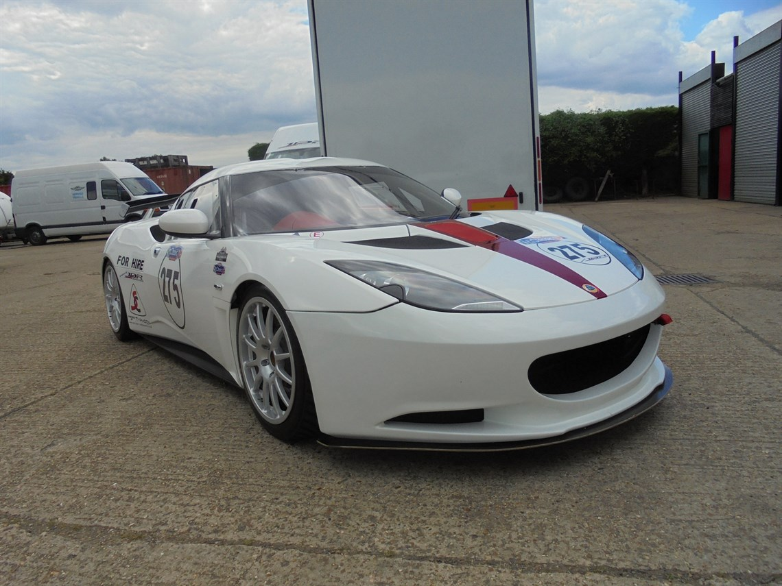 Racecarsdirect.com - Lotus Evora