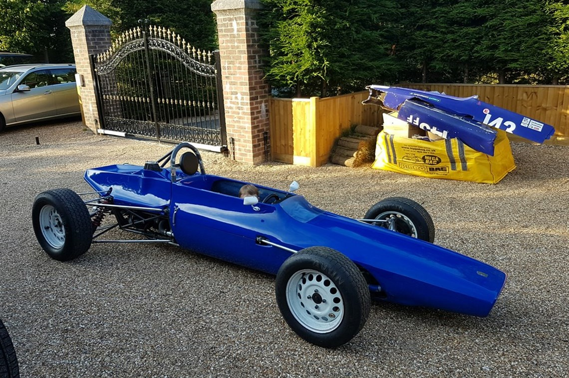 Racecarsdirect.com - Titan Mk6 Historic Formula Ford