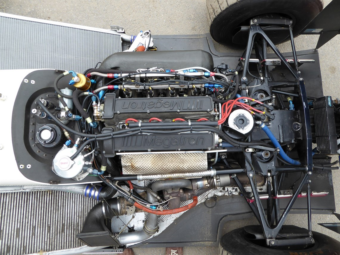 1987 Bmw Arrows Formula One Ex Derek Warwick