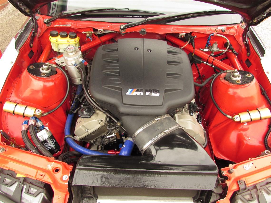Etonnant Bmw E46 M3 Gtr V8 S65 Built By