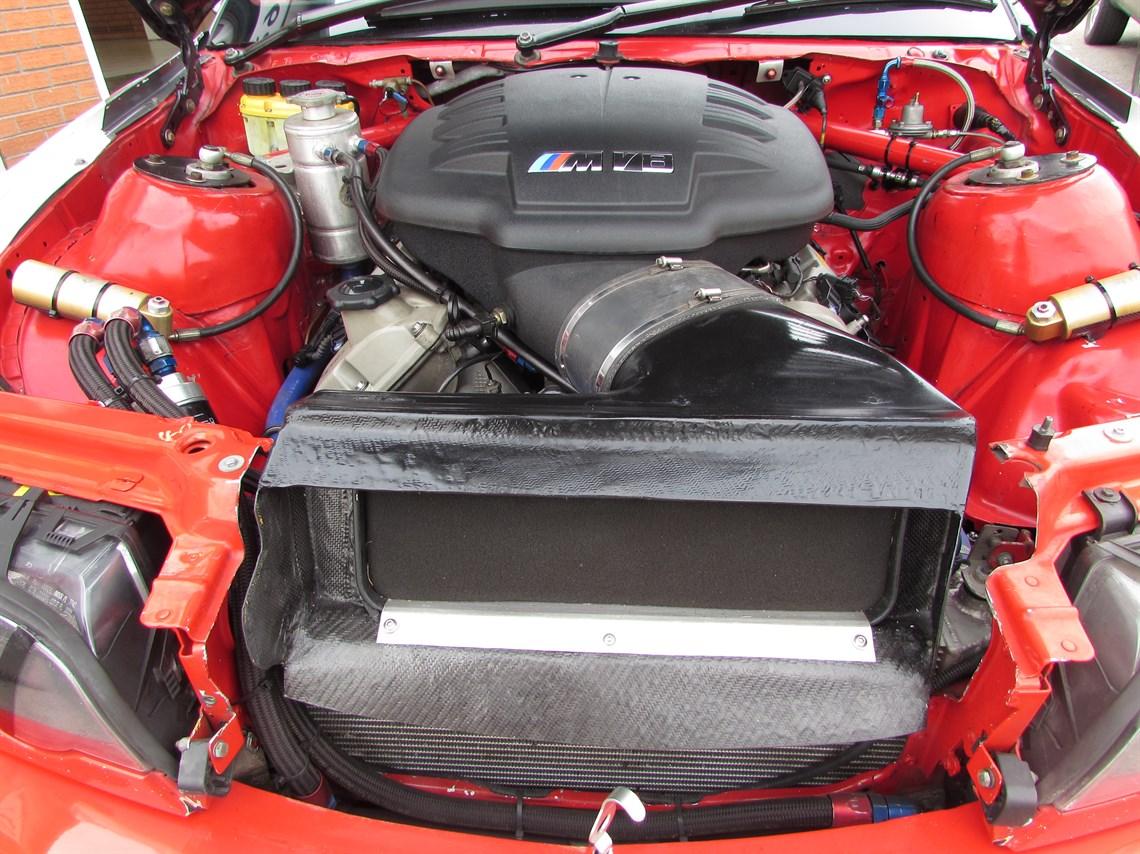 Bmw E46 M3 Gtr V8 S65 Built By