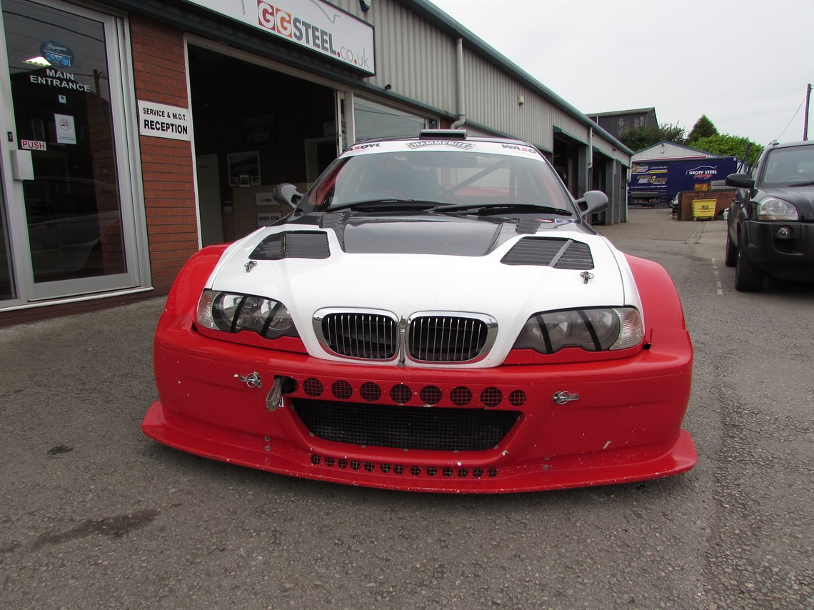 Racecarsdirect Com Bmw E46 M3 Gtr V8 S65 Built By Geoff
