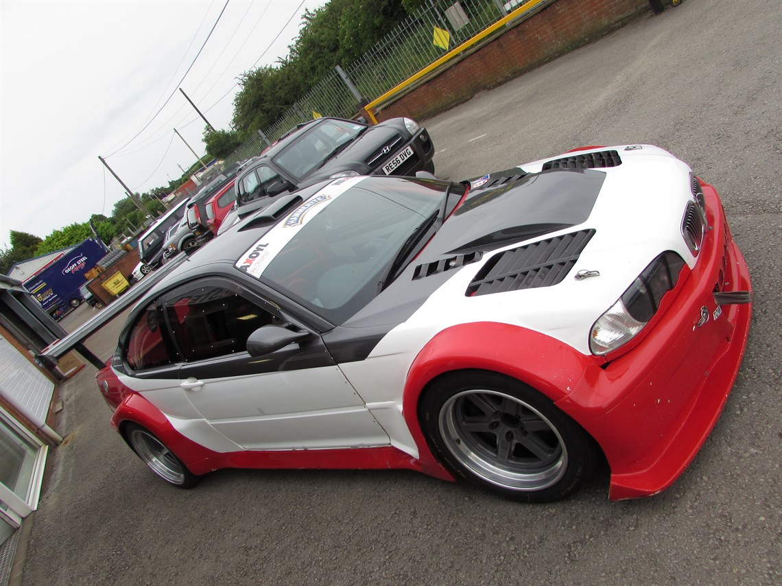 Racecarsdirect Com Bmw E46 M3 Gtr V8 S65 Built By Geoff