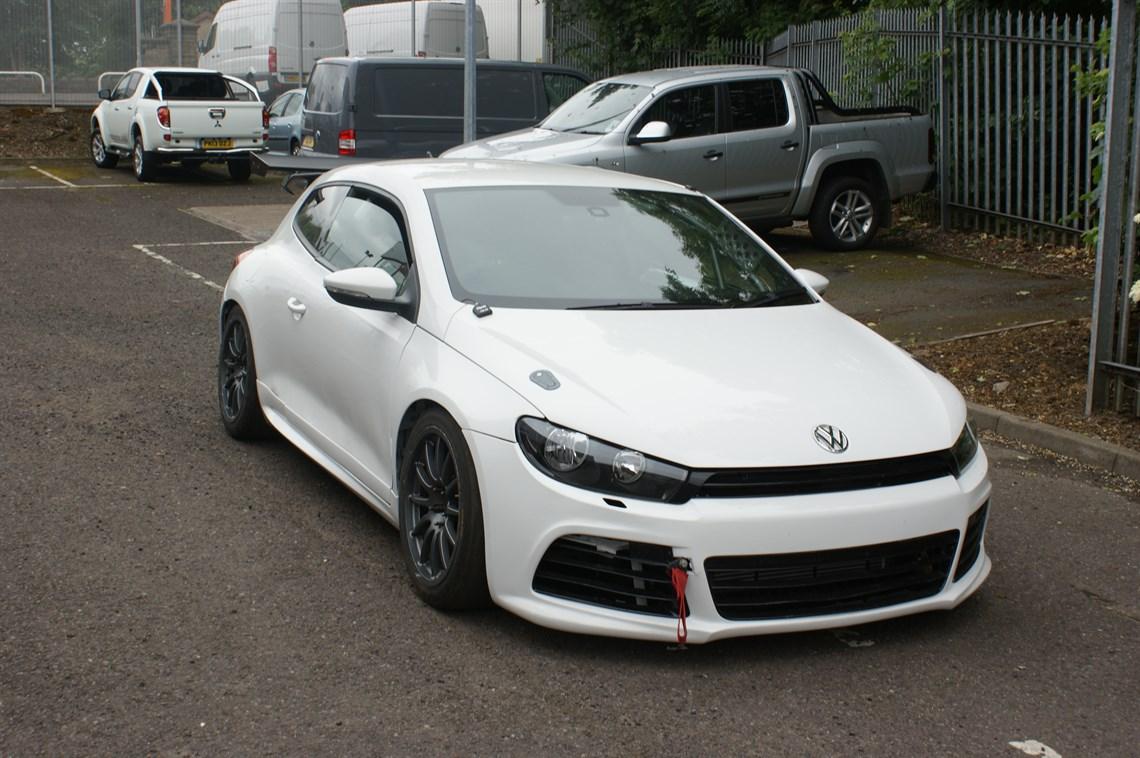 Racecarsdirect.com - Volkswagen Scirocco R VW Cup 2014 Spec