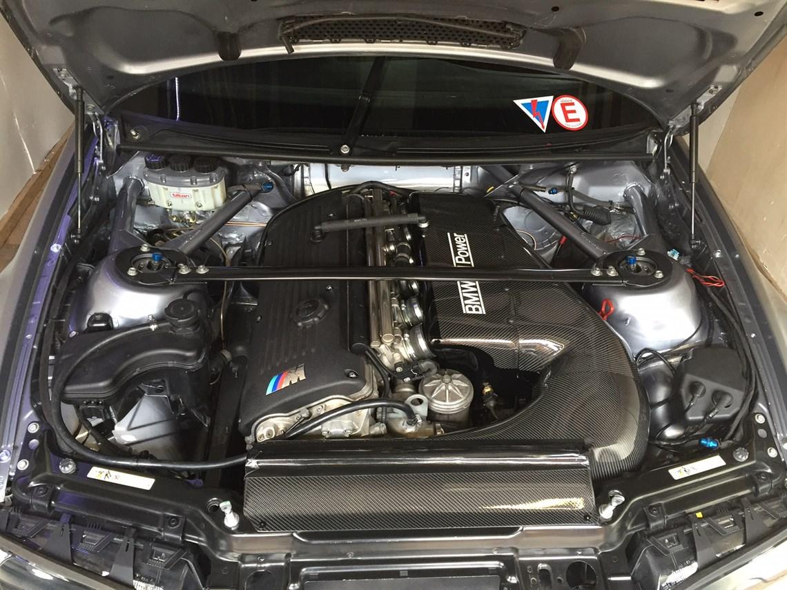 Exceptional Bmw E46 M3 Race Car Fs
