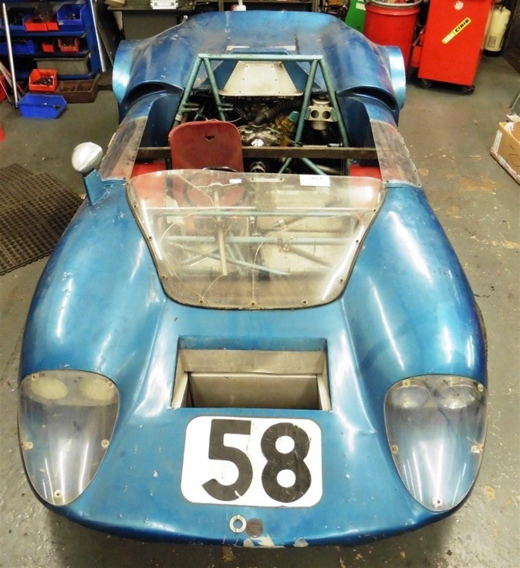 Felday 5 Group 7 Historic Race And