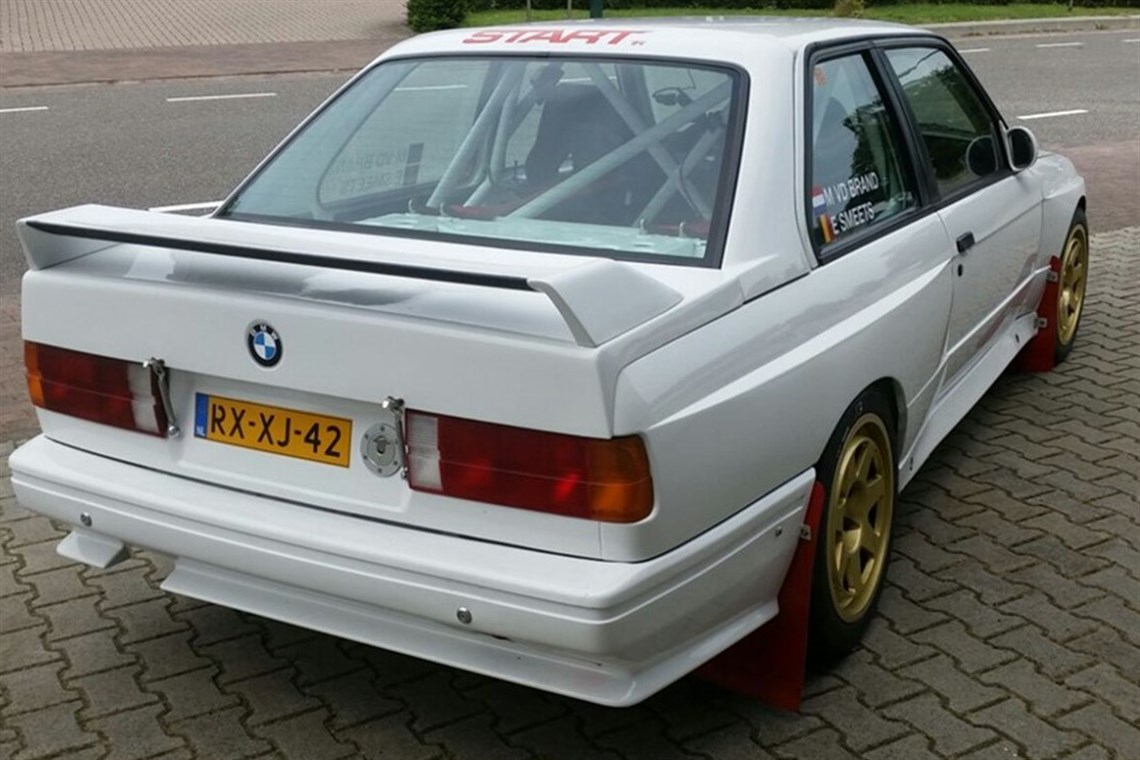 bmw m3 e30 rally for sale « heritage malta