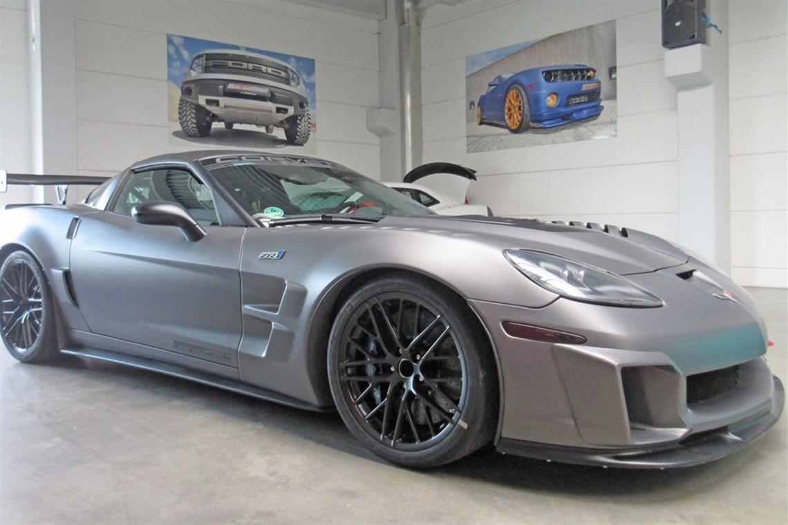 Ariel Atom V8 >> Racecarsdirect.com - GEIGER Corvette C6 ZR1 - 6-speed ...